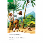 Level 3: The Swiss Family Robinson Book and MP3 Pack - Johann Wyss