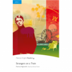 Level 4: Strangers on a Train Book and MP3 Pack - Patricia Highsmith