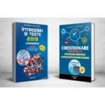 Pachet 2 volume - Intrebari, teste si chestionare 2019 pentru categoria B