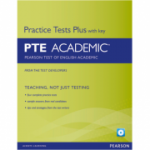 Pearson Test of English Academic Practice Tests Plus and CD-ROM with Key Pack - Kate Chandler