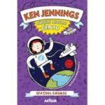 Cartile micului geniu. Spatiul cosmic - Ken Jennings