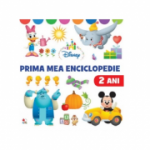 Disney. Prima mea enciclopedie. 2 ani - Disney