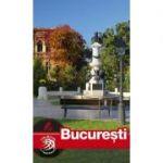 Ghid turistic BUCURESTI romana - Florin Andreescu, Mariana Pascaru