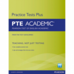 Pearson Test of English Academic Practice Tests Plus and CD-ROM without Key Pack - Kate Chandler