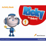Ricky The Robot 1 Activity Book - Naomi Simmons