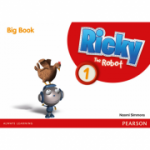 Ricky The Robot 1 Big Book - Naomi Simmons