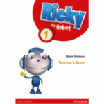 Ricky The Robot 1 Teachers Book - Naomi Simmons