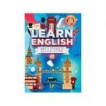 Invata engleza prin povesti - Cristina Dehelan
