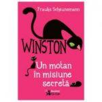 Winston, un motan in misiune secreta volumul I - Frauke Scheunemann