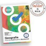 Geografie - ghid de pregatire pentru BACALAUREAT 2020 - Ed. Delfin