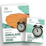 Simulare BACALAUREAT 2020 clasa a XI-a - matematica M_mate-info - Ed. Delfin
