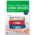 Limba engleza. Forme si timpuri verbale in limba engleza. Nivelurile A1-B2 - Pons