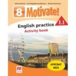 Limba moderna 1. Limba engleza. Auxiliar pentru clasa a-VIII-a - Olivia Johnston