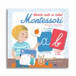 Literele mele in relief Montessori - Céline Santini, Vendula Kachel