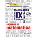 Probleme de matematica pentru clasa a IX-a. Mate 2000+ consolidare