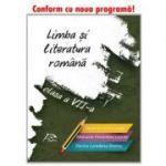 Limba si literatura romana - clasa a VII-a - 2019 - lucrare elaborata pe baza noii Programe