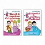 Set doua carti, A4, grupa mica 3-4 ani - Laurentia Culea