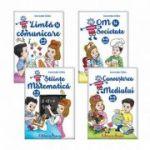 Set patru carti, A4, grupa mare 5-6 ani - Laurentia Culea