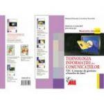 Tehnologia informatiei si comunicatiei, sisteme de gestiune a bazelor de date (TIC 4). Manual pentru clasa a XII-a - Mihaela Garabet