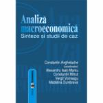 Analiza macroeconomica: sinteze si studii de caz - Constantin Anghelache, Alexandru Isaic-Maniu, Constantin Mitrut, Vergil Voineagu, Madalina Dumbrava