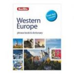 Berlitz Phrase Book & Dictionary Western Europe