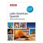 Berlitz Phrasebook & Dictionary Latin American Spanish