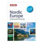 Berlitz Phrasebook & Dictionary Nordic Europe
