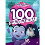 Disney Junior. Vampirina. 100 de jocuri si activitati - Disney