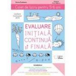 Evaluare initiala, continua si finala – caiet de lucru pentru 5-6 ani - Dorina Dunareanu