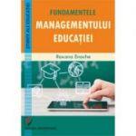 Fundamentele managementului educatiei - Roxana Enache