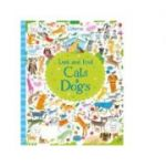 Look and Find Cats and Dogs - Kirsteen Robson