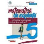 Matematica de excelenta pentru concursuri, olimpiade si centre de excelenta. Casa a V-a - Dorin Lint