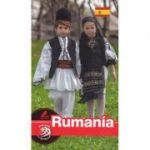 Rumania (lb. spaniola) - Calator pe mapamond