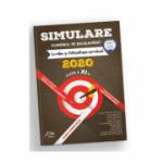 Simulare Bacalaureat 2020 - Limba și literatura romana, clasa a XI-a - Toate profilurile - Ed. Delfin
