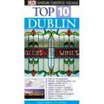 Top 10. Dublin. Ghiduri turistice vizuale - Polly Phillmore