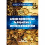 Analiza cotei efective de impozitare a profitului companiilor - Radu Alin Paunescu