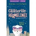 Calatoriile Hermelinei. Aventuri la New York - Jennifer Gray
