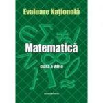 Evaluare Nationala 2015. Matematica clasa a VIII-a - Petre Nachila