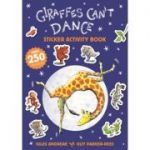 Giraffes Can't Dance 20th Anniversary Sticker Activity Book - Giles Andreae