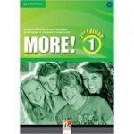 More! Level 1 Workbook - Herbert Puchta, Jeff Stranks, Gunter Gerngross, Christian Holzmann, Peter Lewis-Jones