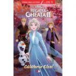 Regatul de gheata II. Calatoria Elsei. Citesc cu ajutor (nivelul 1) - Disney