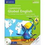 Cambridge Global English Stage 4 Learner's Book with Audio CD (2) - Jane Boylan, Claire Medwell
