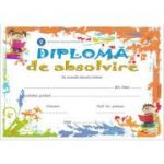 Diploma ciclul primar. Absolvire