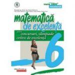 Matematica de excelenta pentru concursuri, olimpiade si centre de excelenta. Clasa a VI-a