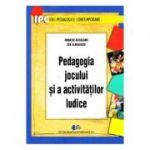 Pedagogia jocului si a activitatilor ludice ( Horatiu Catalano )