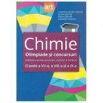 Subiecte, probe practice, rezolvari si bareme la chimie - Clasele a VII-a, a VIII-a si a IX-a, olimpiade si concursuri(2006-2014)