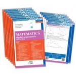 Sinteze teoretice - Matematica - Clasa a VII-a - Algebra si geometrie