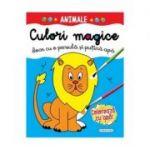 Culori magice. Animale