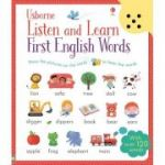 Listen and learn first English words - Sam Taplin