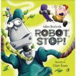 Robot, stop! - Adam Bestwick